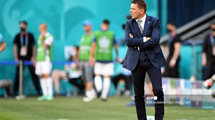 HASIL Euro 2020 - Takluk dari Swedia, Pelatih Slovakia: Butuh Keajaiban Melawan Spanyol