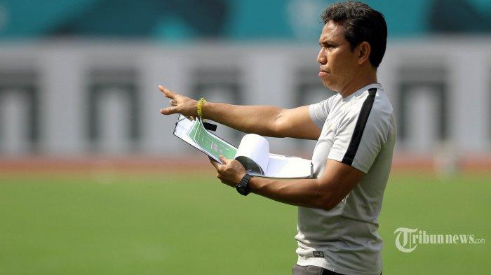 Persiapan Hadapi Piala AFC, Bima Sakti Fokus Genjot Fisik dan Mental Punggawa Timnas Indonesia U16