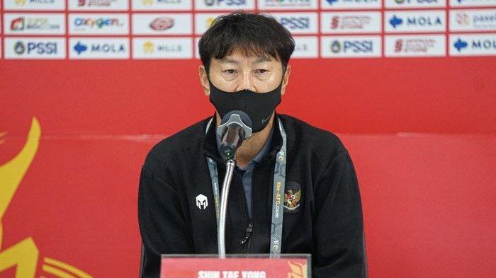 Timnas Indonesia Cetak Lebih Banyak Gol di Leg Kedua, Shin Tae-yong: Pemain Mulai Paham Taktik Saya