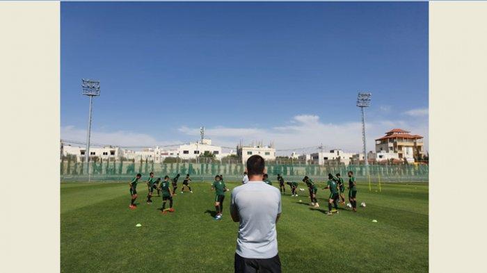 Pemain Timnas Indonesia Betah di Yordania, Ini Alasannya