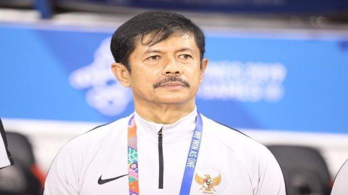 Pelatih timnas Indonesia U-23, Indra Sjafri.