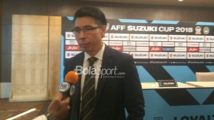 Pelatih Timnas Malaysia Setuju Piala AFF 2020 Ditunda