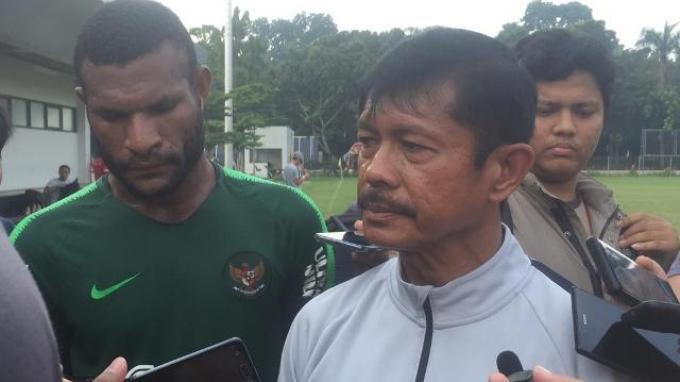 Indra Sjafri Beberkan Target Timnas U-22 Indonesia di Piala AFF U-22 2019