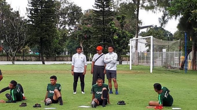 Hal Ini Bikin Indra Sjafri Pertimbangkan Tidak Gunakan Pemain Senior di SEA Games 2019