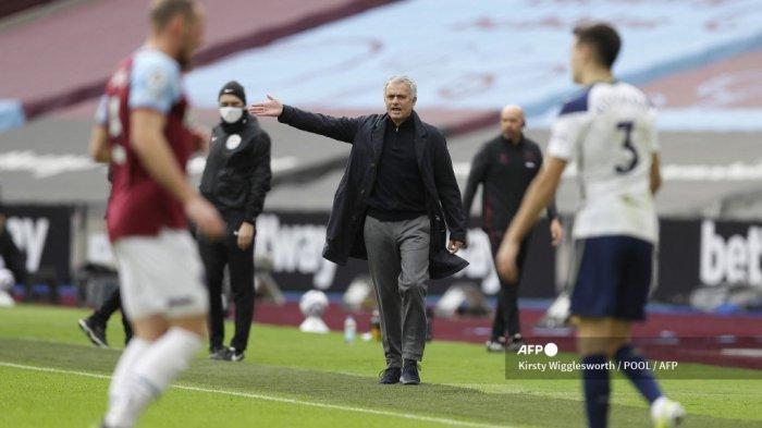 KLASEMEN Liga Inggris - Frustasi Spurs di Posisi 9, Mou Punya Cara Terakhir Lolos ke Liga Champions