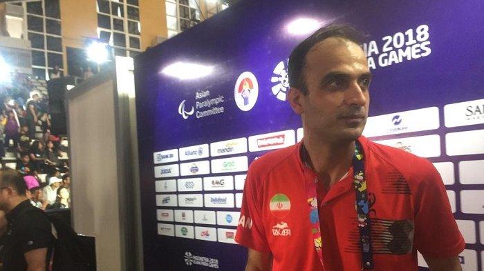 Pelatih Wheelchair Basketball Iran Puji Masyarakat Indonesia: Buat Pertandingan Lebih Hidup