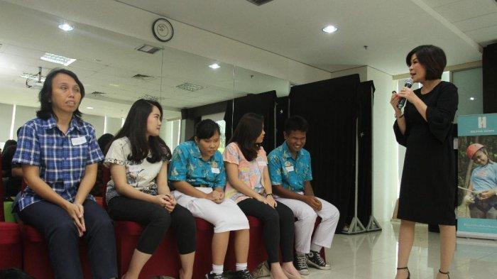 Pelatihan Kepemimpinan kepada Siswa Disabilitas