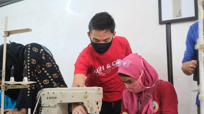 Pelatihan ini dapat menjadi sarana untuk mendapatkan keahlian baru dan meningkatkan produktivitas di tengah pandemi.