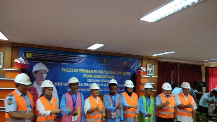 Gelar Pelatihan Konstruksi, Warga Binaan Akan Dilibatkan Dalam Proyek Infrastruktur Nasional