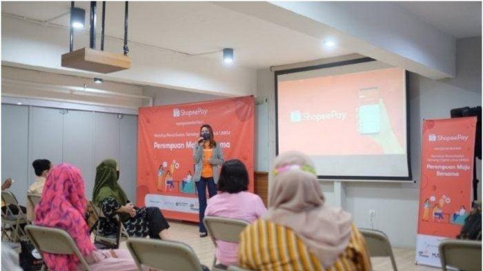 Peringati Hari Kartini, ShopeePay Ajak Perempuan Maju Bersama lewat Melek Digital