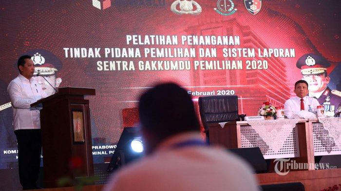 Kabareskrim : Satgas Anti Politik Uang Bertugas Tracking Sumber Dana Calon Petahana