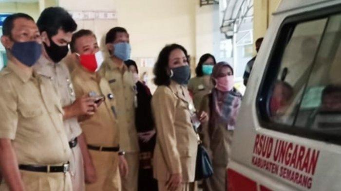 Kronologi Camat Ungaran Barat Meninggal Dunia di Kantor Bupati Semarang, Ini Penyebabnya