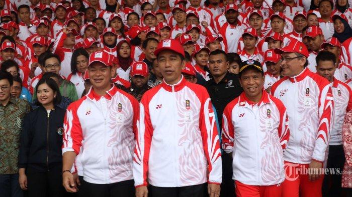 Timnas Polo Air Putra Indonesia Kalahkan Juara Bertahan Singapura Bikin Bangga Zainudin Amali