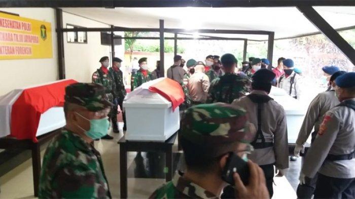 Cari Fakta Terkait Kasus Penembakan yang Menewaskan 3 Polisi, Soliditas TNI-Polri Tetap Terjaga
