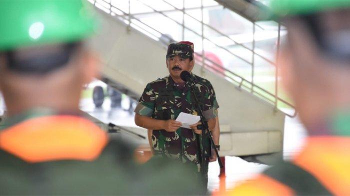 Panglima TNI Mutasi 50 Perwira Tinggi, Berikut Nama-nama yang Menempati Jabatan Baru