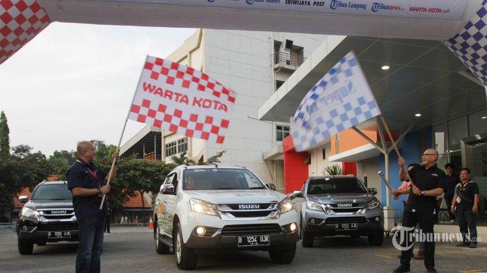 Mudik Tenang ke Sumatera Bersama Isuzu MU-X