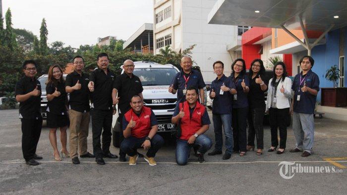 Memantau Jalur Sumatera lewat Tour de Sumatera