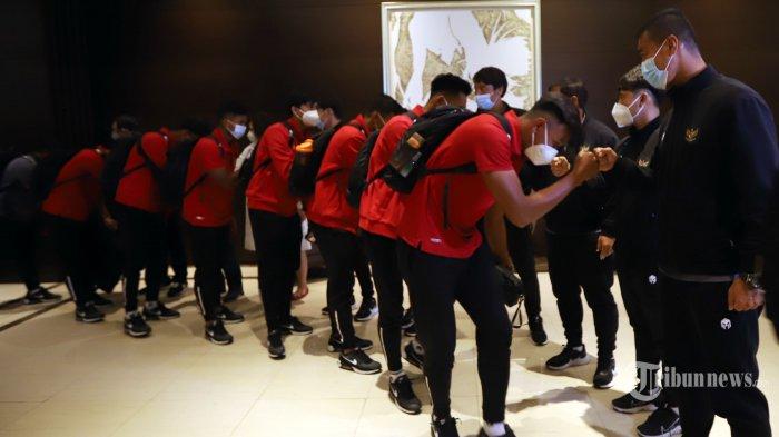 Timnas Indonesia U-19 Tiba di Spanyol, Skuat Shin Tae-yong Siap Jalani Pemusatan Latihan