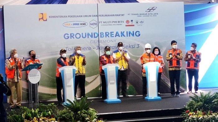 Pembangunan Tol Cijago Seksi III Ditargetkan Selesai Akhir 2022, Awal Tahun 2023 Beroperasi