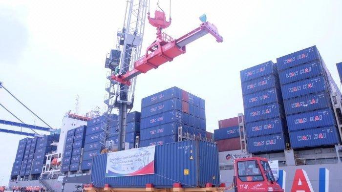 Perkuat Ekosistem di Pelabuhan Kuala Tanjung, Pelindo I Kerja Sama Dengan DHL