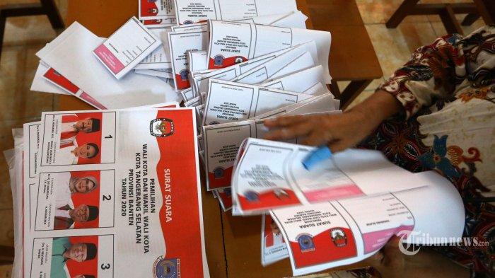 Mengenal 3 Jenis Surat Suara Yang Akan Diterima Pemilih Saat Pilkada Serentak 9 Desember 2020 Tribunnews Com Mobile