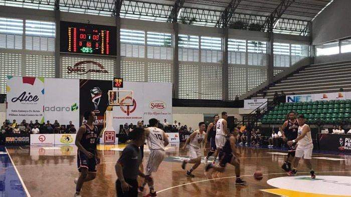 Hasil Piala Presiden Basket 2019, Pelita Jaya Raih Juara 3 Seusai Kalahkan Satya Wacana