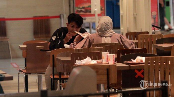 PPKM Dilonggarkan, Jokowi: Makan di Restoran Boleh Tapi Satu Meja untuk 2 Orang