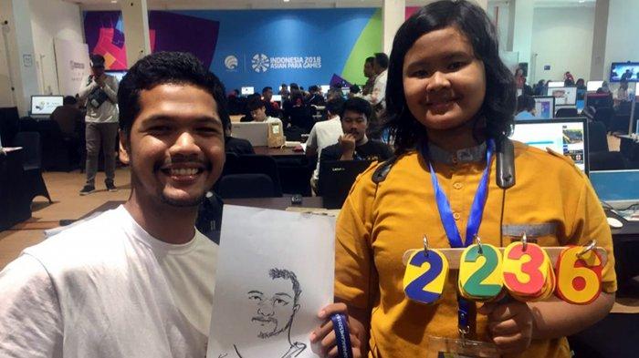 Mengenal Pelukis Muda Temanku Lima Benua, dari Nama Unik hingga Ingin Lukis Presiden Jokowi