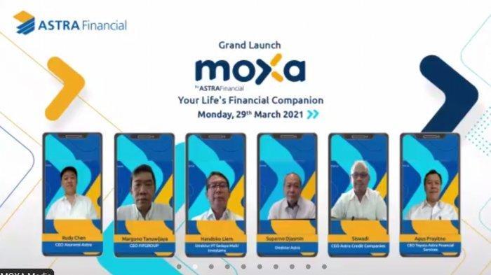Digitalisasi Ekosistem Pembiayaan, Astra Financial Luncurkan Aplikasi MOXA