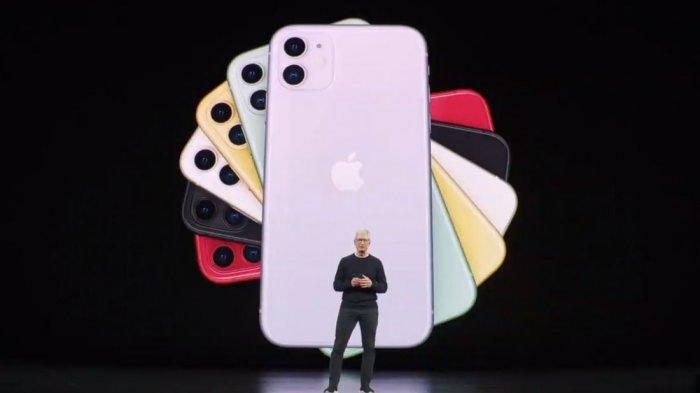 Peluncuran Apple iPhone 11