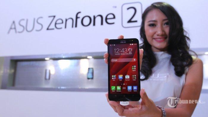Harga HP Asus Zenfone Terbaru 2019, Kurang dari Rp 3 Jutaan, Berikut Spesifikasinya