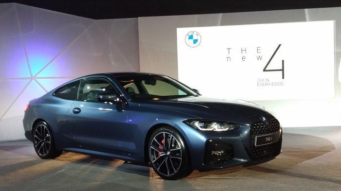 Peluncuran BMW Seri 4 Coupe dan Convertible j