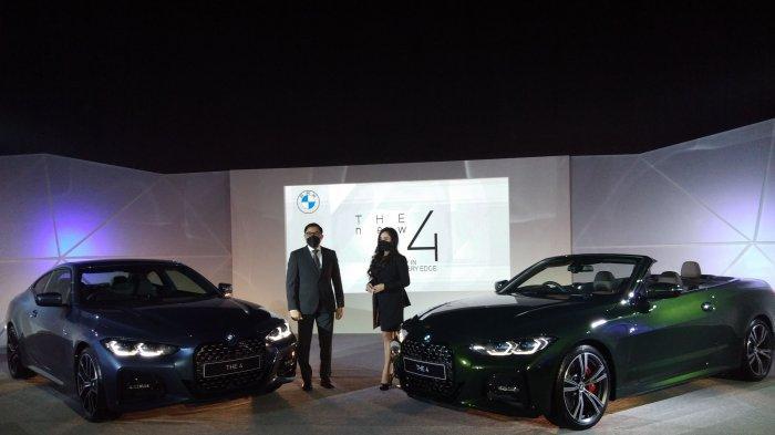 Luncurkan Varian Coupe dan Convertible, BMW Seri 4 Meluncur dengan Harga Mulai Rp 1,39 Miliar