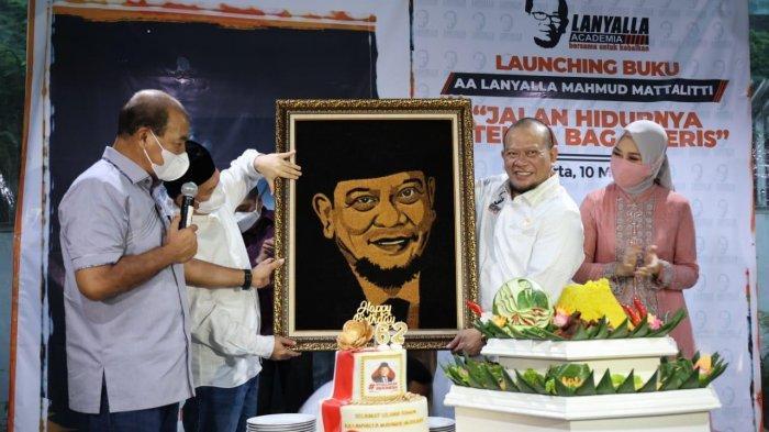 Ketua DPD RI Launching Buku Sederhana, Berharap Jadi Inspirasi dan Motivasi Anak Bangsa