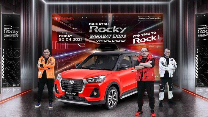 Daihatsu Rocky Resmi Mengaspal, Harga Mulai dari Rp 214,2 Jutaan