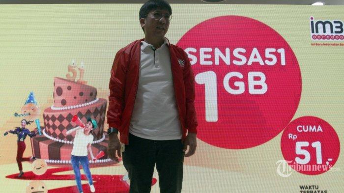 Profil Dirut Telkomsel Hendri Mulya Syam, Jagoan Sales dan Marketing Operator Seluler di Indonesia