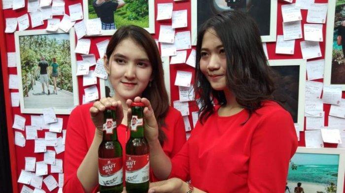 Jaga Kesegaran, Bali Hai Brewery Indonesia Luncurkan Kemasan Kaca Draft Beer 2