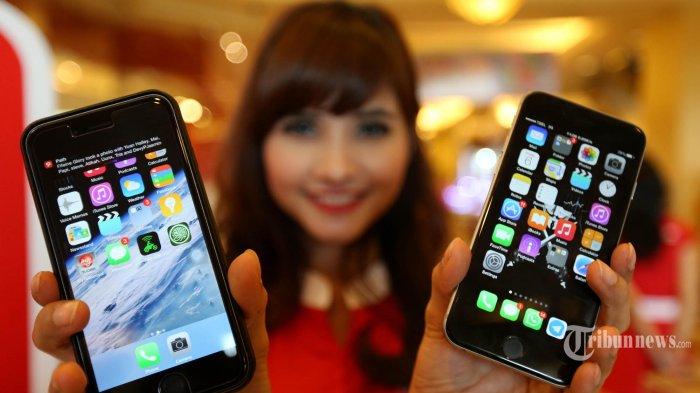 Apple Sebar Undangan Peluncuran iPhone 6S pada 9 September