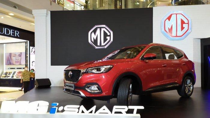 Mobil Pintar MG HS i-Smart Mengaspal, Berbanderol Spesial Rp 469,8 Juta Selama Juni