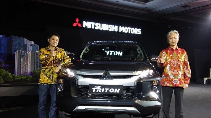 Mitsubishi Motors Resmi Hadirkan Pick Up New Triton, Dirakit di Thailand