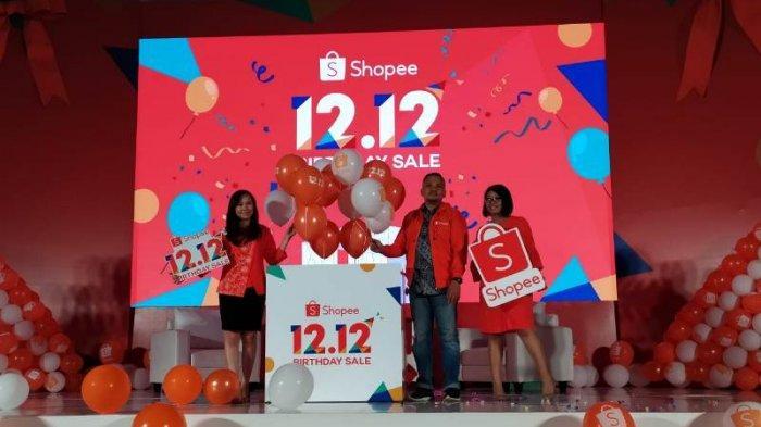 Shopee 12 12 Birthday Sale Hadirkan Gratis Ongkir Xtra Dan Flash Sale Rp 99 Tribunnews Com Mobile