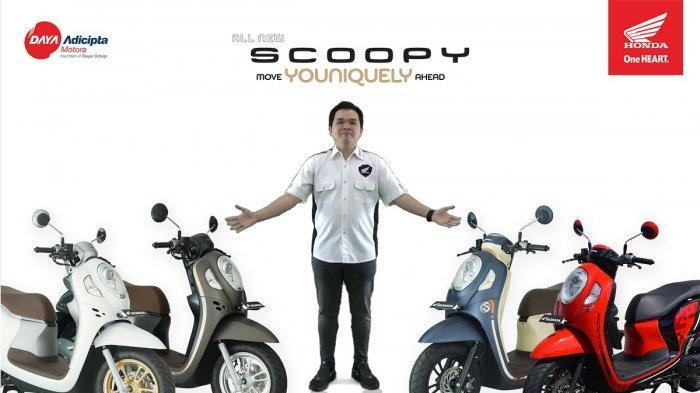 All New Scoopy Resmi Mengaspal di Jabar, Harga Mulai Rp 20,3 Juta on The Road Bandung