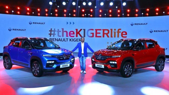 SUV Kompak Renault Kiger Segera Mengaspal di Indonesia