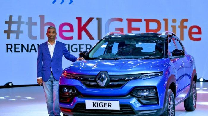 Peluncuran SUV Kiger di India 2