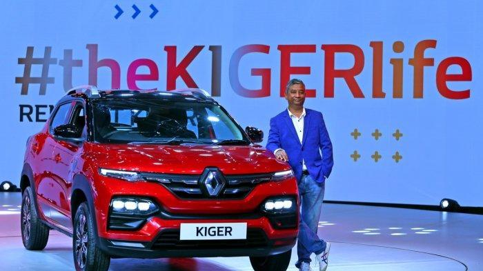 Peluncuran SUV Kiger di India, 29 Januari 2021