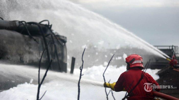 Pihak Asing Dilibatkan dalam Investigasi Kebakaran Kilang Balongan?