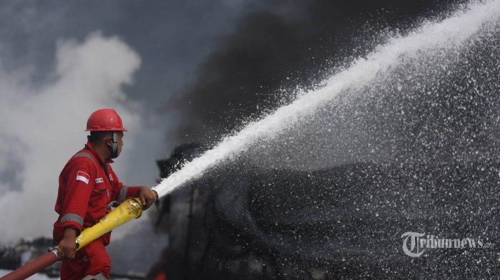Politikus Golkar Pertanyakan Soal Demo Warga Sebelum Kilang Balongan Terbakar, Ini Jawaban Pertamina