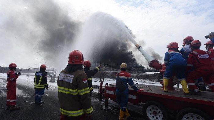 Ombudsman RI Beberkan Upaya Pertamina Tangani Kebakaran Kilang Balongan