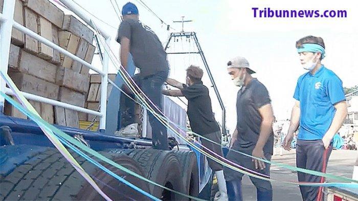 2 Pemagang Indonesia Akhirnya Berlayar Menangkap Ikan dengan Kapal Pukat Jepang