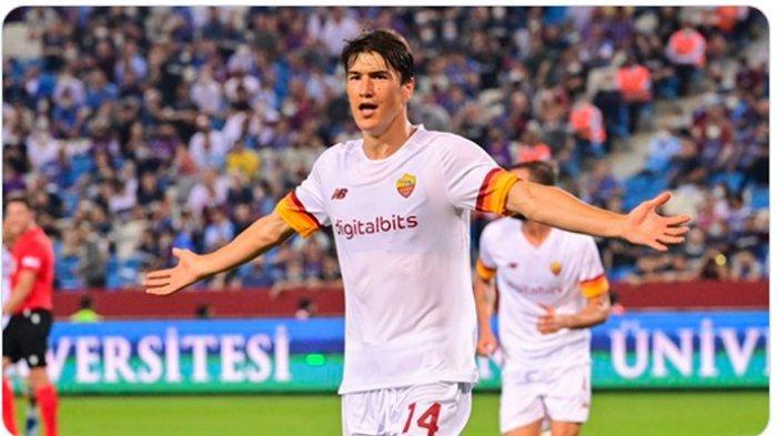 Juventus VS AS Roma, Mourinho Siapkan Formasi Tanpa Tammy Abraham, Peluang Shomurodov Bersinar